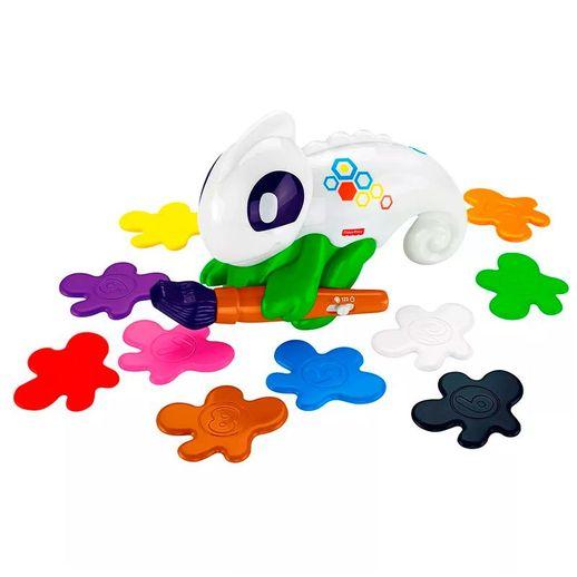Fisher-Price-Camaleao-das-Cores---Mattel