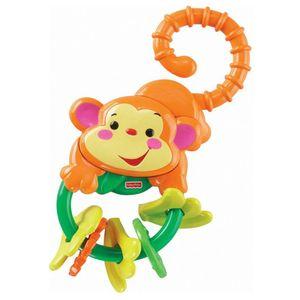 Fisher-Price-Newborn-Toys-Macaquinho-da-Floresta---Mattel