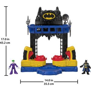 Imaginext-Batalha-na-Batcaverna---Mattel