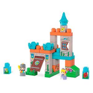 Mega-Bloks-First-Builders-Playset-Palacio-da-Princesa---Mattel