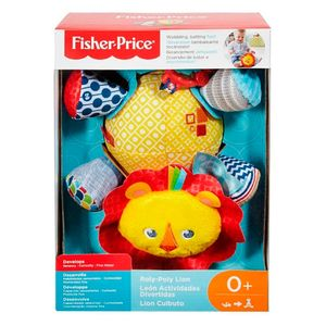 Fisher-Price-Animais-Fofinhos-Lion-Culbuto---Mattel