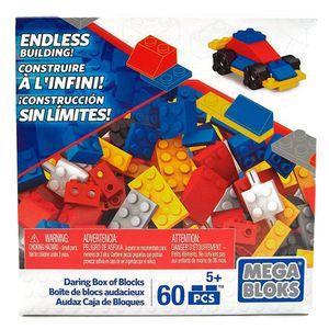 Mega-Bloks-First-Builders-Blocos-Pequenos-Audazes-Boy---Mattel