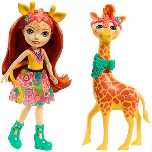 Enchantimals-Boneca-Gillian-Giraffe---Mattel