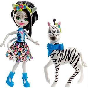 Enchantimals-Boneca-Zelena-Zebra---Mattel