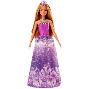 Barbie-Princesa-Dreamtopia-Tiara-Roxa---Mattel