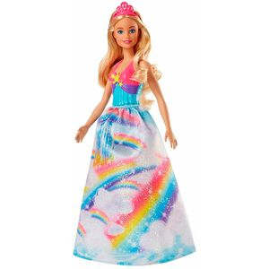Barbie-Princesa-Dreamtopia-Tiara-Rosa---Mattel
