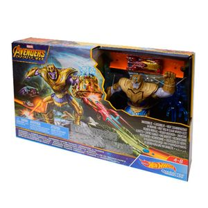 Hot-Wheels-Marvel-Pista-Thanos---Mattel