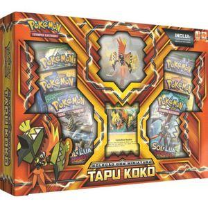 Box-Pokemon-Tapu-Koko-com-Miniatura---Copag