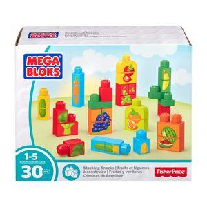 Mega-Bloks-First-Builders-Frutas-e-Vegetais---Mattel