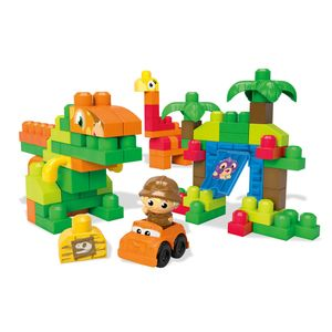 Mega-Bloks-First-Builders-Dinossauro-de-Construcao---Mattel