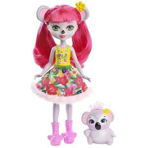 Enchantimals-Boneca-e-Bichinho-Karina-Koala---Mattel