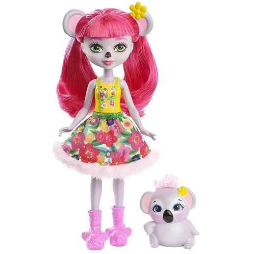 Enchantimals-Boneca-e-Bichinho-Karina-Koala---Mattel