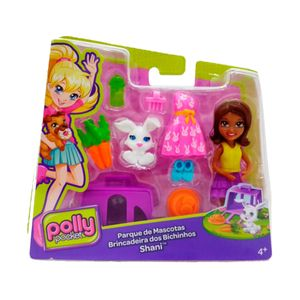 Conjunto-Polly-e-Bichinho-Shani---Mattel