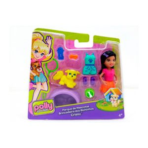 Conjunto-Polly-e-Bichinho-Crissy---Mattel