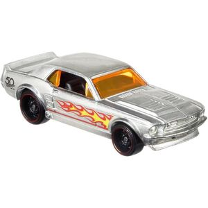 Hot-Wheels-50-anos-Ford-Mustang-Coupe---Mattel