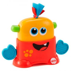 Fisher-Price-Monstro-Animado-Amarelo---Mattel