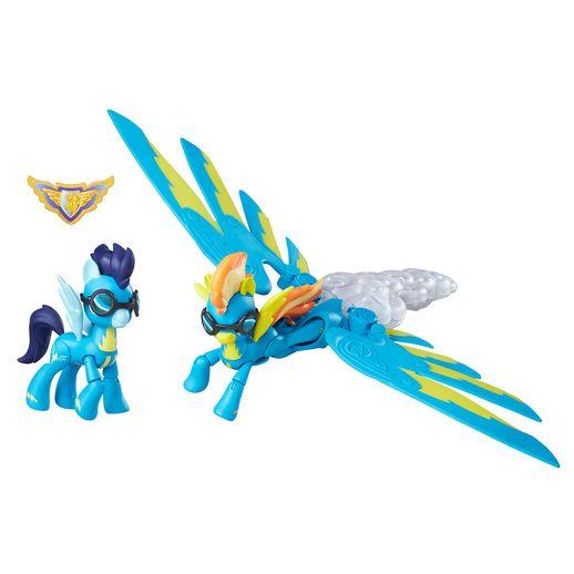 Conjunto-My-Little-Pony-Wonderbolts-Spitfire-e-Soarin---Hasbro