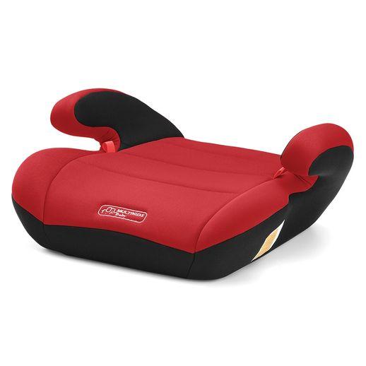 Assento-para-Auto-Safe-Booster-22-36Kg-Vermelho---Multikids-Baby