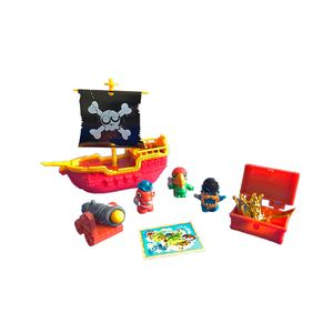 Zomlings-Playset-Navio-Pirata-Zombie---Fun-Divirta-se