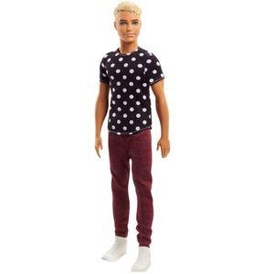 Boneco-Ken-Fashionistas-Black-and-White---Mattel