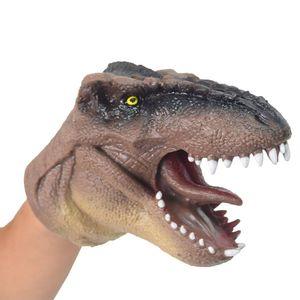 Dino-Fantoche-Marrom---DTC