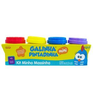 Kit-Minha-Massinha-Galinha-Pintadinha-4-Potes---Sunny