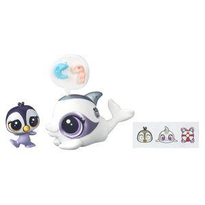 Littlest-Pet-Shop-Dauphine-Delphin-Ocean-Tuxley---Hasbro
