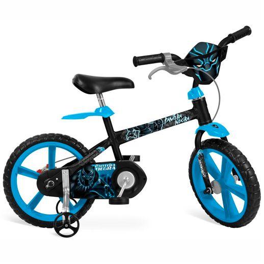 Bicicleta-Pantera-Negra-Aro-14---Bandeirante