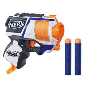 Lancador-Nerf-Strongarm-Microshots---Hasbro