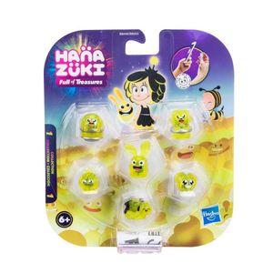 Hanazuki-6-Figuras-Humor-Amarelo---Hasbro