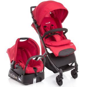 Carrinho-para-bebe-com-Bebe-Conforto-Travel-System-Airway-Vermelho-15-kg---Safety-1st