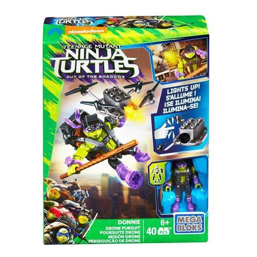 Mega-Bloks-Tartarugas-Ninja-Perseguicao-de-Drone-Donnie---Mattel