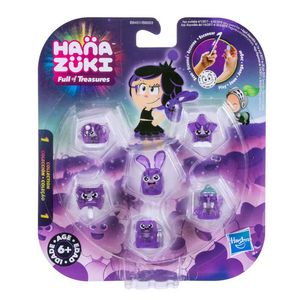 Hanazuki-6-Figuras-Humor-Roxo---Hasbro