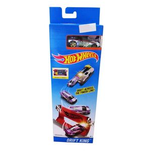 Hot-Wheels-City-Pistas-Basicas-Drift-King---Mattel