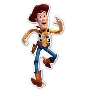Puzzle-Contorno-Woody-Toy-Story---Grow
