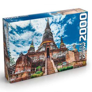 Quebra-Cabeca-Templo-Tailandes-2000-Pecas---Grow