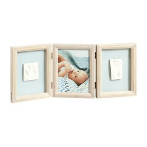 Porta-Retrato-de-Madeira-My-Baby-Touch-2P-Stormy---Baby-Art