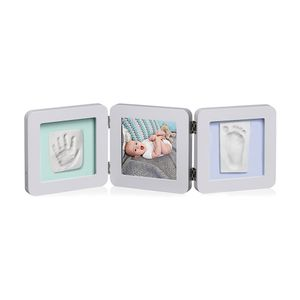 Porta-Retrato-com-Molde-2P-My-Baby-Touch-Pastel---Baby-Art-