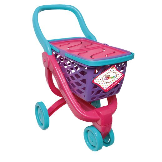 Carrinho-de-Mercado-com-Acessorios-Little-Mommy---Fun-Divirta-se