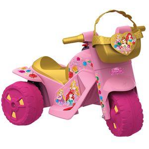 Moto-Eletrica-6V-Princesas-Disney---Bandeirante