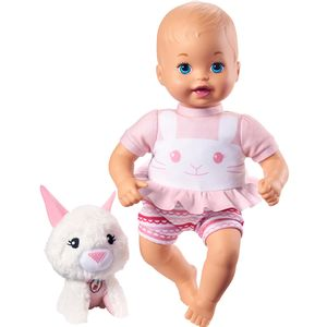 Little-Mommy-com-Pelucia-Coelho---Mattel