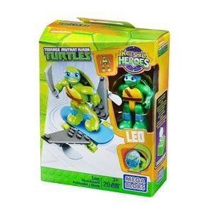 Mega-Bloks-Tartarugas-Ninja-Animation-Treino-de-Saltos-Leo---Mattel