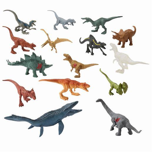 Jurassic-World-Conjunto-com-15-Dinossauros---Mattel