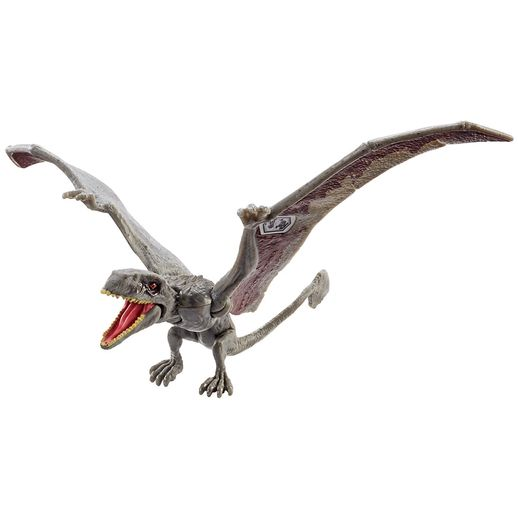 Jurassic-World-Figura-Articulada-Dimorphodon-Cinza---Mattel
