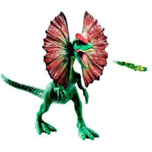 Jurassic-World-Figura-Articulada-Dilophosaurus---Mattel