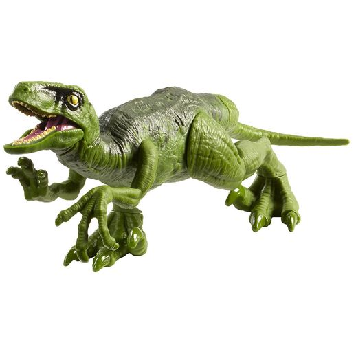 Jurassic-World-Figura-Articulada-Velociraptor---Mattel