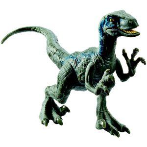 Jurassic-World-Figura-Articulada-Velociraptor-Blue---Mattel
