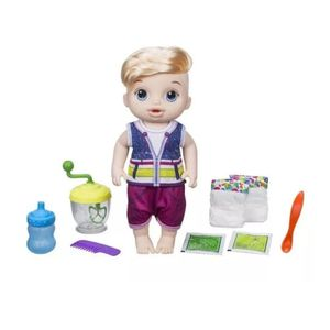 Boneca-Baby-Alive-Papinha-Divertida-Loiro---Hasbro