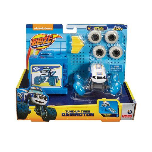 Fisher-Price-Blaze-Veiculos-Customizaveis-Darington---Mattel