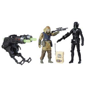 Star-Wars-Rogue-One-Comando-Rebelde-Pao-e-Death-Tooper-Imperial---Hasbro